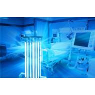 Hospital luz UV