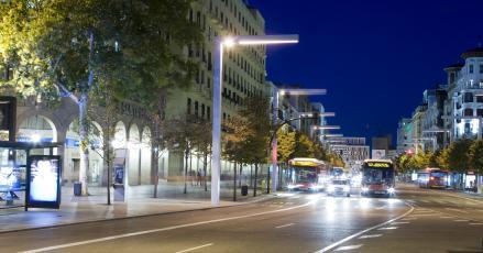 Street lighting management system