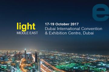 Feria LIGHT MIDDLE EAST 2017